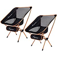 Sportneer Portable Lightweight Folding Camping Chair for...