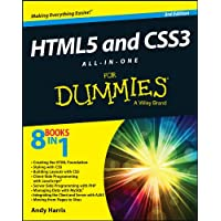 HTML5 and CSS3 All–in–One For Dummies (For Dummies Series)