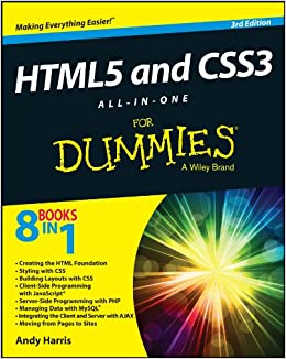 HTML5 and CSS3 All-in-One For Dummies: Amazon.es: Andy Harris: Libros en idiomas extranjeros
