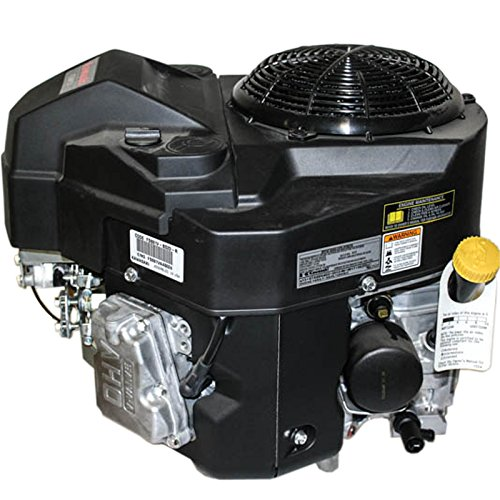 Kawasaki 23hp FS Series, Vertical 1-1/8''x4-3/8 Shaft, Fuel Pump, Electric Start, OHV, CIS, 15Amp Alternator, Engine