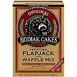 Kodiak Cakes All Natural Frontier Pancake, Flapjack and Waffle Mix, Original, 24 Ounce