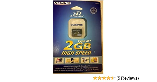 Olympus xD-Picture Card M+ 2 GB High Speed M-XD2GMP 202425