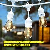 Brightech Ambience Pro - White, Waterproof LED