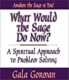 What Would the Sage Do Now? : A Spiritual Approach to Problem Solving, Gala Gorman, 0971137501