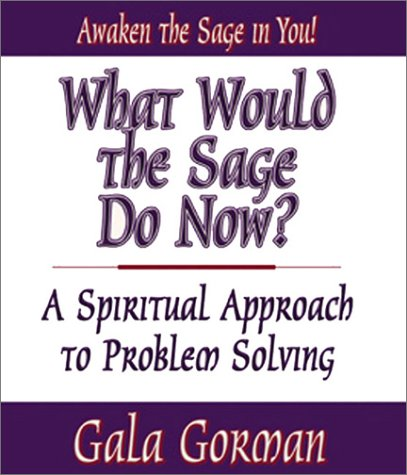 Read Online What Would the Sage Do Now: A Spiritual Approach to Problem Solving ebook