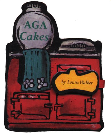 Aga Cakes (Aga Fridge)