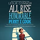 All Rise for the Honorable Perry T. Cook Audiobook by Leslie Connor Narrated by Kathleen McInerney, Michael Crouch