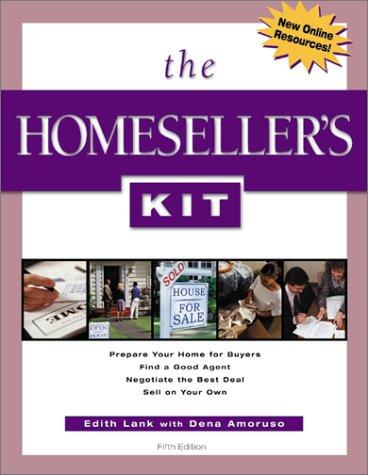 Read Online Homeseller's Kit PDF