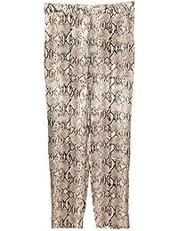 9e89211fac Women Snake Print Trousers 41081044 · MANGO