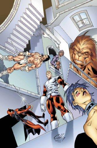 Alpha Flight Volume 1: You Gotta Be Kiddin' Me TPB (Marvel Heroes)