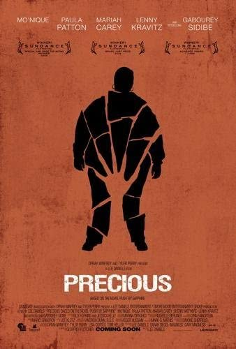 "Amazon.com: Precious Movie Poster 24""x36"": Prints: Posters & Prints"