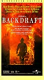 Backdraft (Widescreen Edition) [VHS]