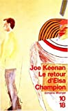 img - for Le retour d'Elsa Champion book / textbook / text book