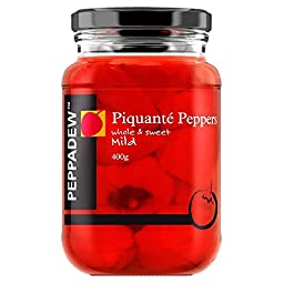 Peppadew Whole Piquante Peppers Mild (400g)