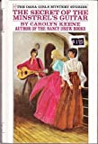 The Secret of the Minstrel's Guitar, Carolyn Keene, 0448090856
