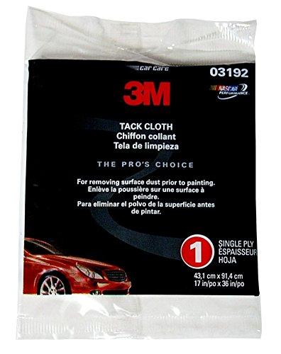 """3M 03192 17"""" x 36"""" All Purpose Tack Cloth"""