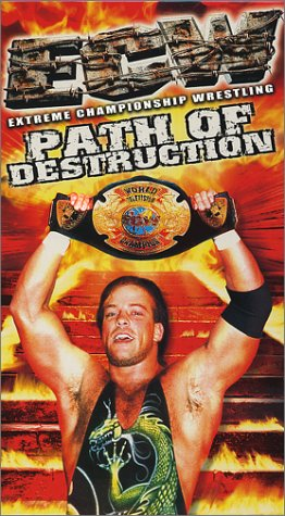 - ECW (Extreme Championship Wrestling) - Path of Destruction (Censored) [VHS]