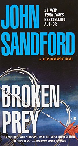Broken Prey by John Sandford