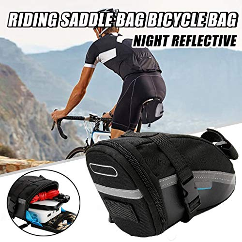 Janly Clearance Sale ☁ Sports & Outdoors ☁ Mountain Bike Cycling Heat Preservation And Cold Insulation Car Seat Bag…