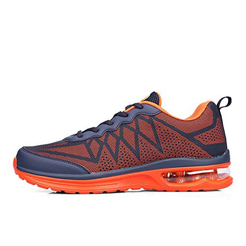 Super 5 Running Air Orange HOOH Lightweight US D cushion By Sneakers M shoes Sports Casual Athletic 9 UqUrSXO