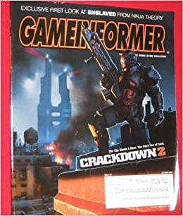 Amazon.com: Game Informer Magazine, Issue No. 198 (October ...