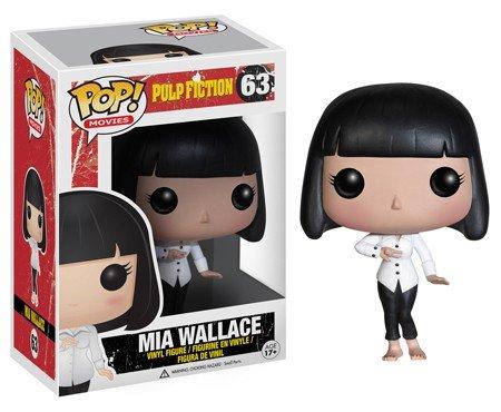 Funko POP Movies Pulp Fiction Mia Wallace Vinyl Figure