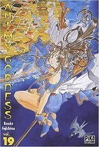 Ah ! My Goddess, tome 19 par  Kosuke Fujishima