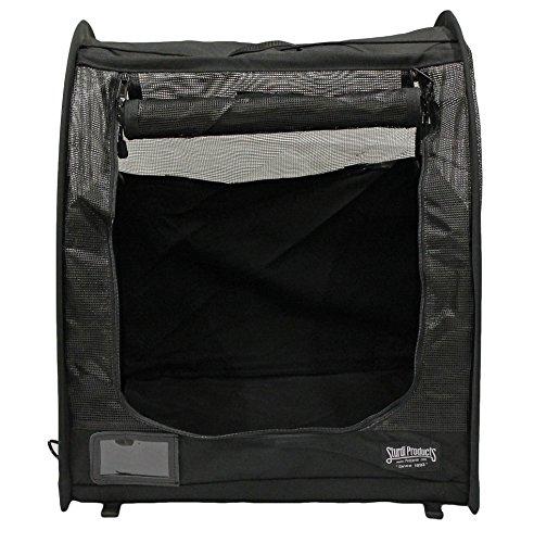 Sturdi Products Car-Go Single Pop-Up Pet Shelter, Black