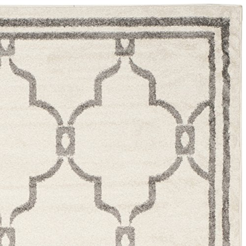 Safavieh Amherst Collection Amt414k Ivory And Grey Indoor