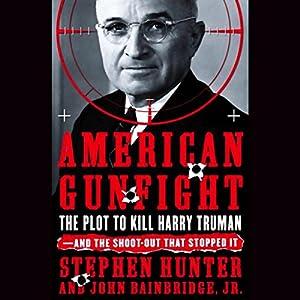 American Gunfight Audiobook