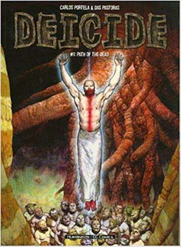 Deicide: Path of the Dead - Book #01
