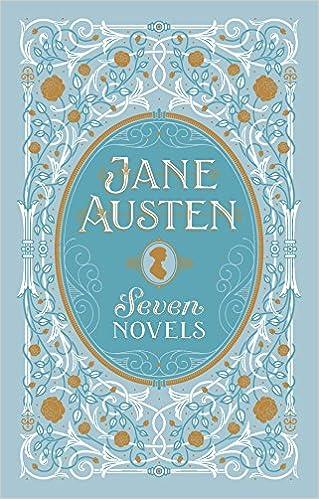 Buy Jane Austen Barnes Noble Collectible Classics Omnibus