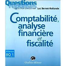 Questions réponses : comptabilité, analyse financière et fiscalité