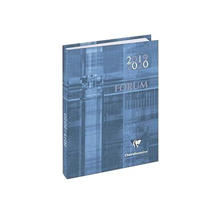 Grand Agenda 2019-2020 - multilingüe - 21 x 15 cm - Métric ...