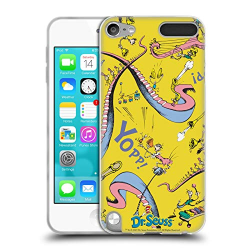 Official Dr. Seuss Whoville Horton Hears A Who Soft Gel Case Compatible for Apple iPod Touch 5G 5th Gen]()