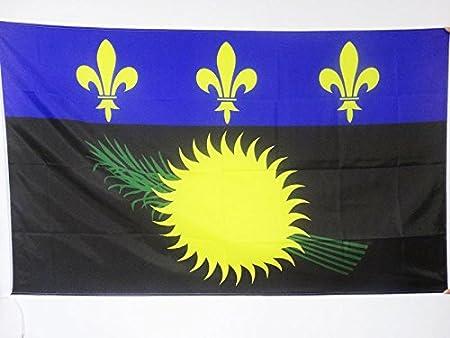 Amazon.com: Guadalupe bandera banderas de 3