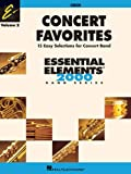 Concert Favorites Vol. 2 - Oboe, Michael Sweeney, John Moss, Paul Lavender, John Higgins, James Curnow, 1423400747