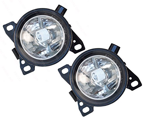 QSC Fog Lights Lamps Pair LH RH w/Bulbs for Kenworth for sale  Delivered anywhere in USA