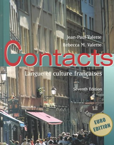 Contacts: Langue et culture francaises (Contact Amazon Online)