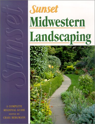 (Sunset Midwestern Landscaping Book)
