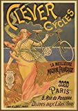 """2020 Wall Calendar [12 pages 8""""x11""""] Bicycle Travel Bike Vintage Ads Poster"""