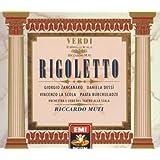 Verdi: Rigoletto (Gesamtaufnahme) (ital.) (Aufnahme Mailand 1988)