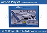 Real Toys KLM6261 KLM Airport Playset Toy by Real Toys