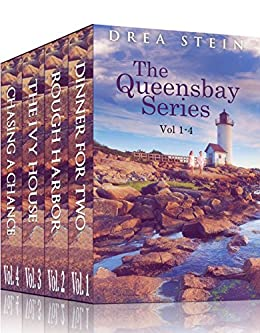 The Queensbay Series: Books 1-4: The Queensbay Box Set by [Stein, Drea]
