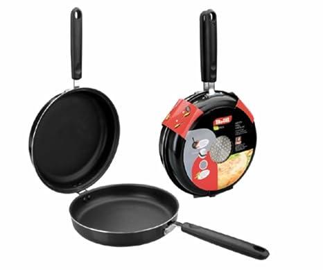 Amazon.com: Español omelette Pan. 9 1/diámetro de 2 inch ...