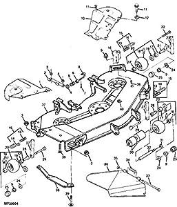 1990 Dodge Durango Fuse Box also Diagram Install Belt John Deere 54 Deck Mower 352015 as well Onan B43g Wiring Diagram together with Replacing Belt 1986 Murray Lawn Mower 375706 together with John Deere Snowblower Drive Belt Diagram. on john deere 445 wiring diagram