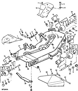 Kubota Tractor Wiring Diagram together with T5181336 Motor deck belt snapping all time 317 as well John Deere L120 in addition S 75 John Deere La165 Parts likewise Drive Belt Replacement Scotts 2046h 368359. on john deere gt262 wiring diagram