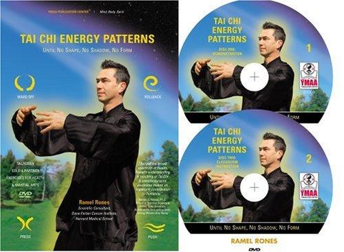 (Tai Chi Energy Patterns (YMAA) 2-DVD set )