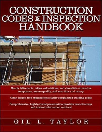 Construction Codes & Inspection Handbook