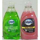 Dawn Ultra Pomegranate and Apple Antibacterial Dishwashing Liquid (8 oz. Bottles)